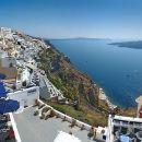 Full Day Santorini Highlights and Venetian Castles Small Group Tour