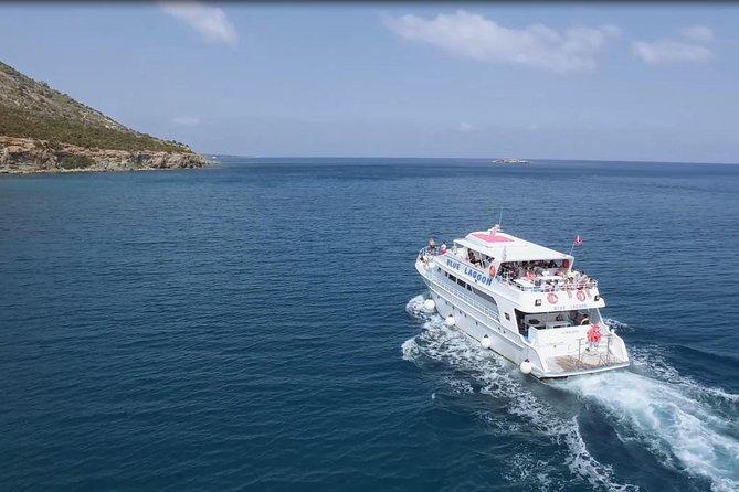 Cruise and 4X4 Safari Tour at Akamas Peninsula from Paphos