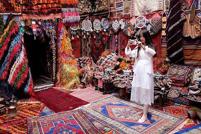 Cappadocia Shopping Tour