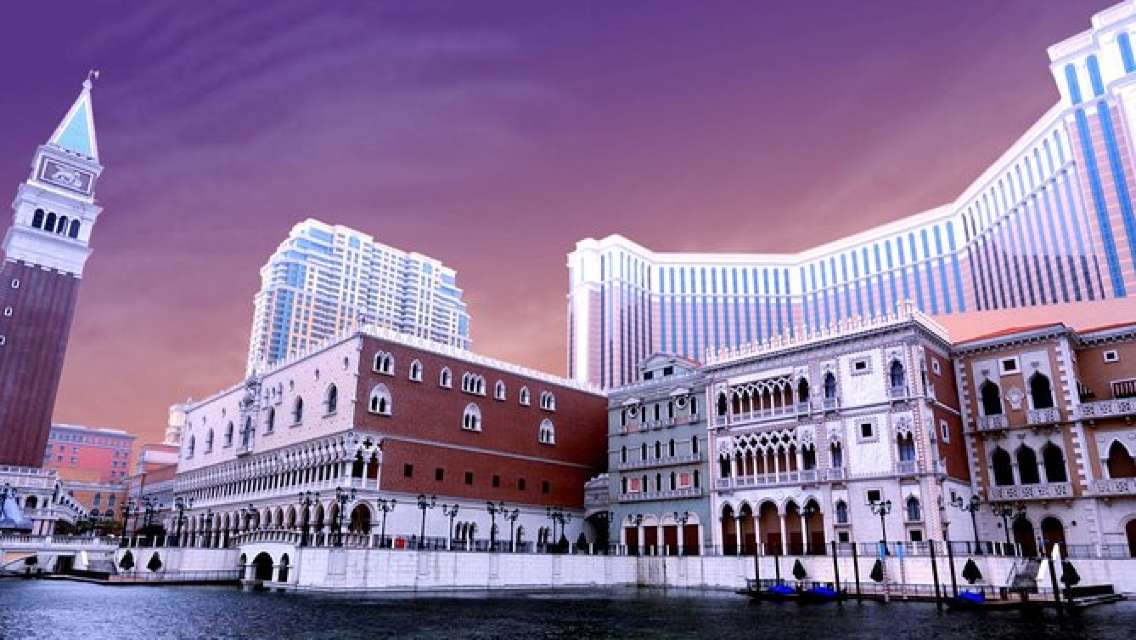 Venetian Macao and Macau Heritage Tour with 2-way ferry transfers from Hong Kong