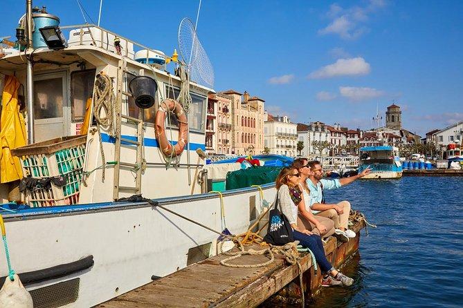 Biarritz and French Basque coast tour from San Sebastian