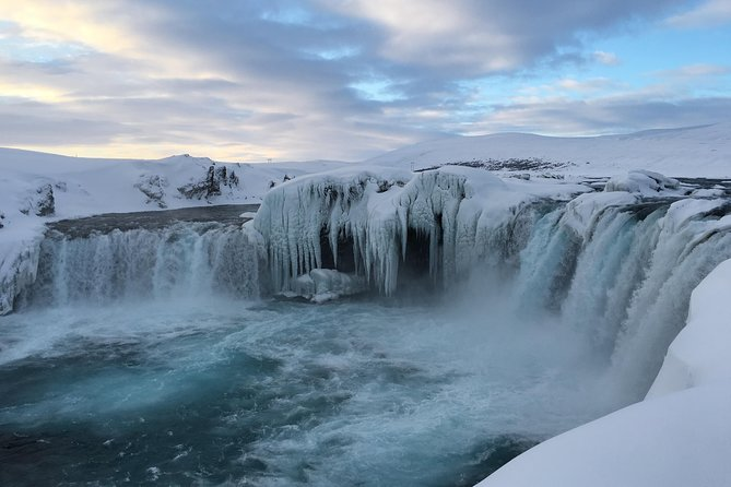 Lake Myvatn Day Tour and Godafoss Waterfall (from Akureyri)