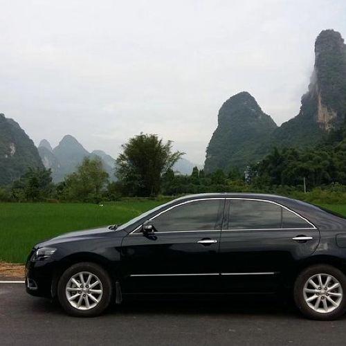 Changsha Hotel to Zhangjiajie Hotel
