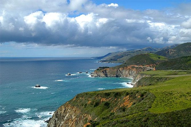 Monterey Bay and Carmel-by-the-Sea Day Tour from San Francisco
