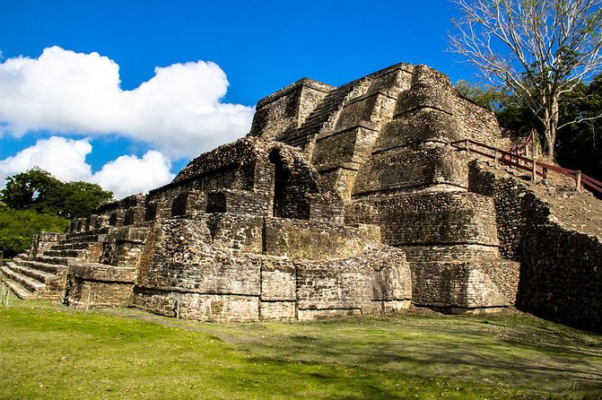 Altun Ha and Cave Tubing Tour from Belize City