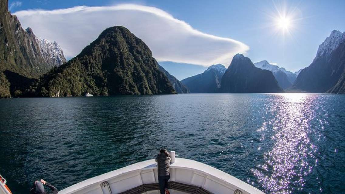 Milford Sound Experience Full Day from Queenstown