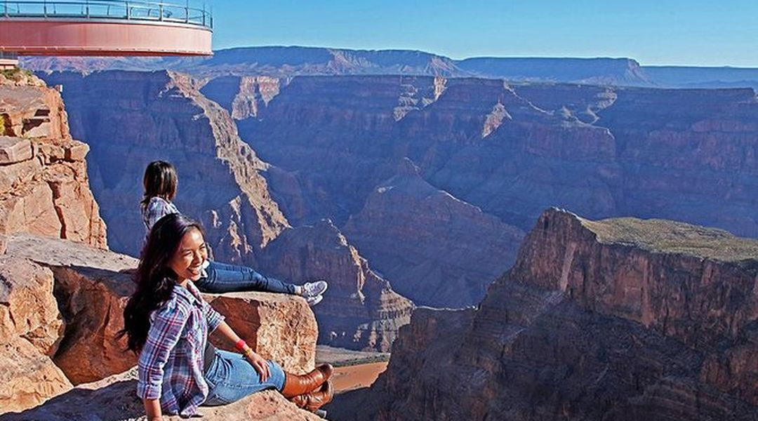 Skip The Line Grand Canyon Skywalk Express Helicopter Tour