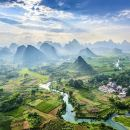 Magical Li River Day Cruise from Guilin Group Tour