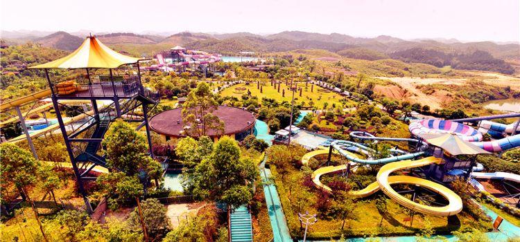 Guilin Luoshan Lake Maya Water Park3