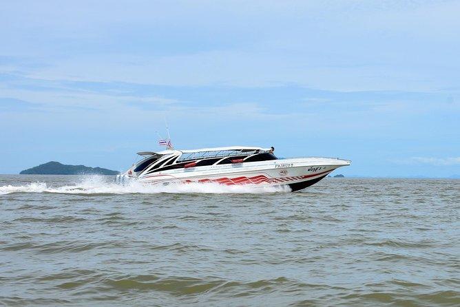 Koh Lanta to Phuket by Satun Pakbara Speed Boat