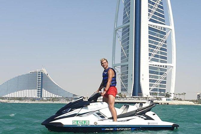 30mins Burj Al Arab Jetski Tour