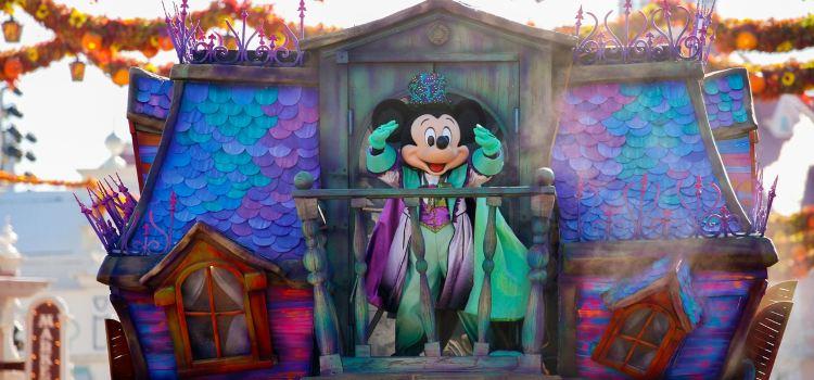 巴黎迪士尼樂園3