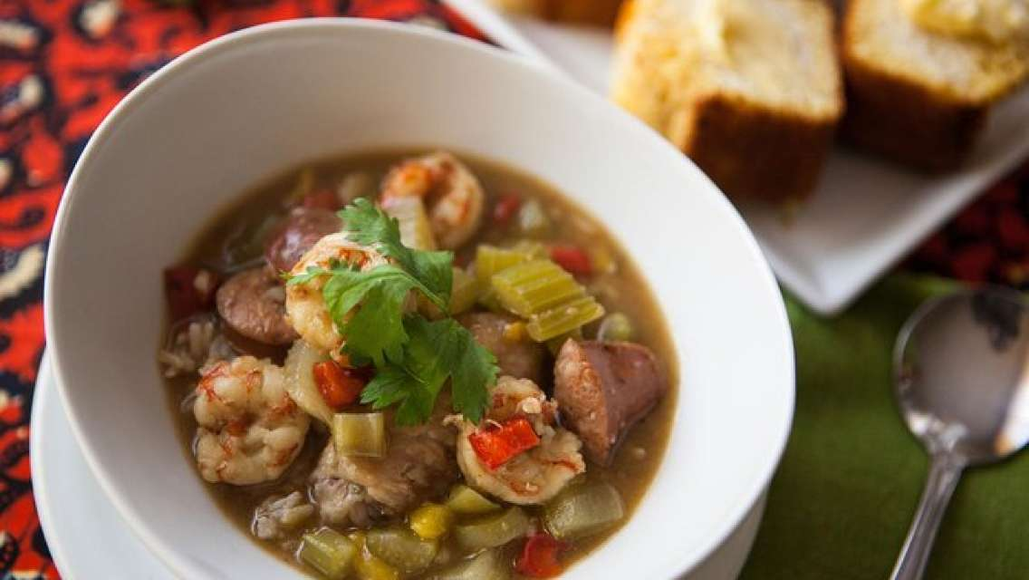Learn to Make New Orleans-Style Gumbo in a Private Berkeley Cooking Class