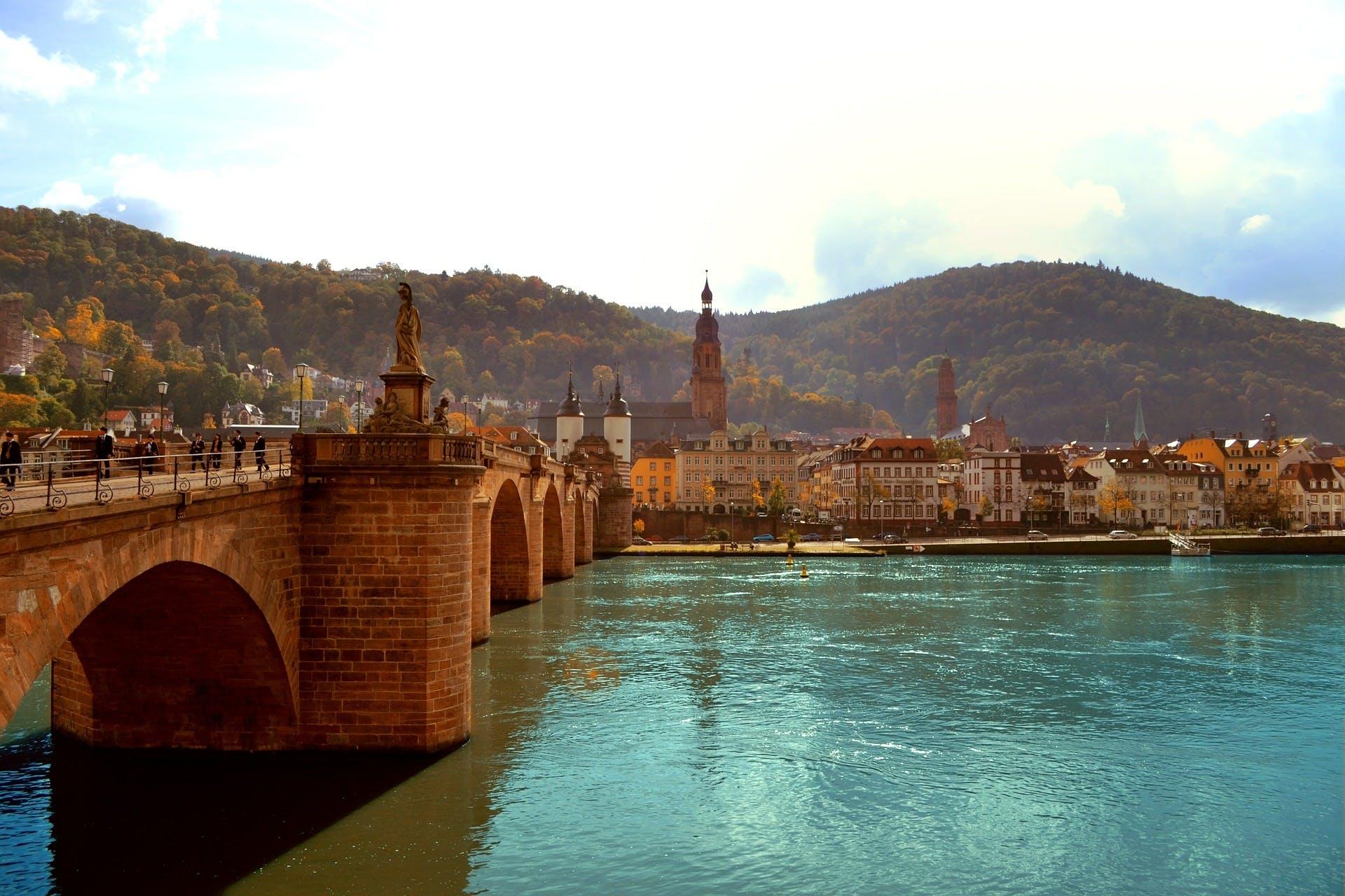 Afternoon tour to Heidelberg from Frankfurt