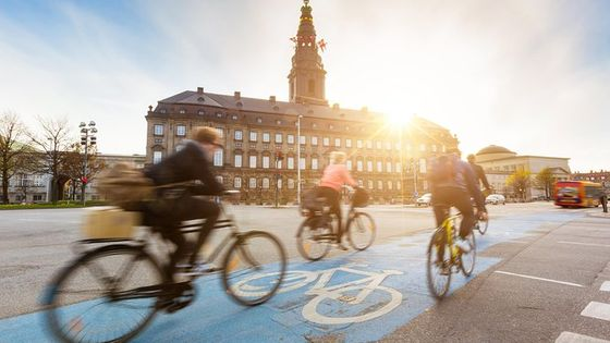 Small Group Bike Tour of Copenhagen with a Photographer