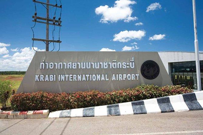 Ao Nang To Krabi Airport by Air-conditioner Van