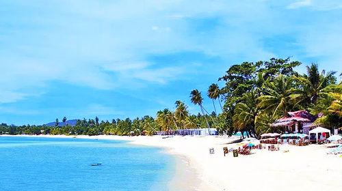 泰国芭提雅到沙美岛船票 班配码头到沙美岛快艇往返船票