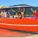 聖靈群島白天堂沙灘+希爾灣觀景台+浮潛+雙體船Thundercat一日遊(含市區接送 平穩行駛 )