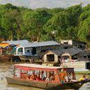 Kompong Khleang Floating Village from Siem Reap