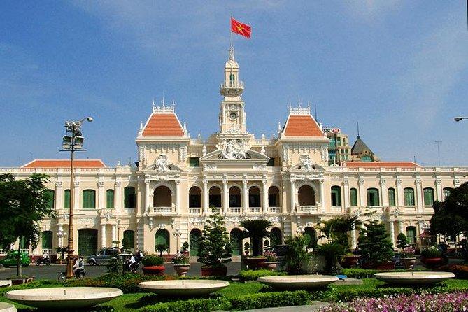 Ho Chi Minh City Tour Including Presidential Museum and Cholon