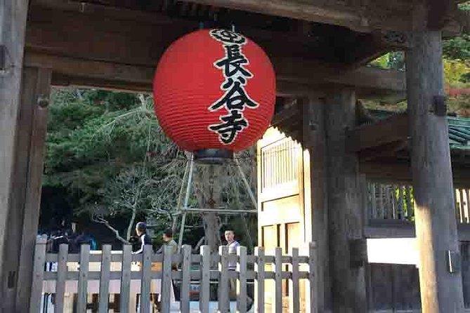 Half-Day Tour of Kamakura from Tokyo