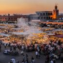 Private Day Trip to Marrakech from Casablanca with Camel Ride