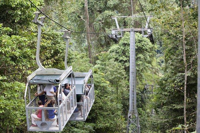 Veragua Rainforest aerial tram