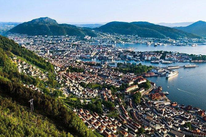 Private Bergen Shore Excursion: Bergen Walking Tour
