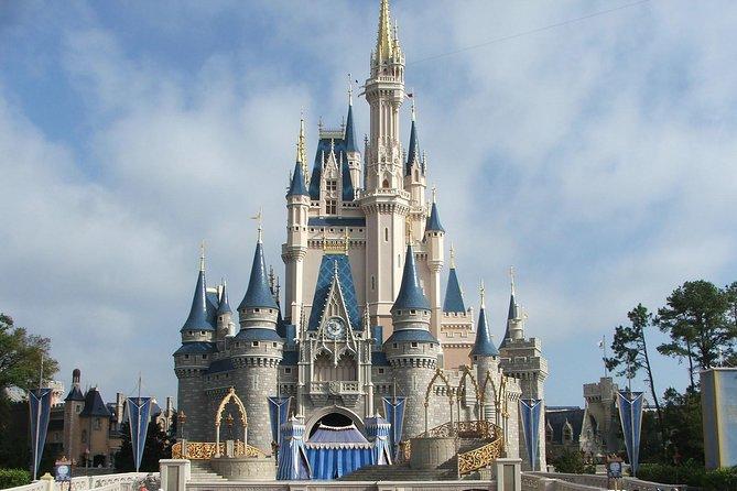 Day trip to Walt Disney World from Tampa