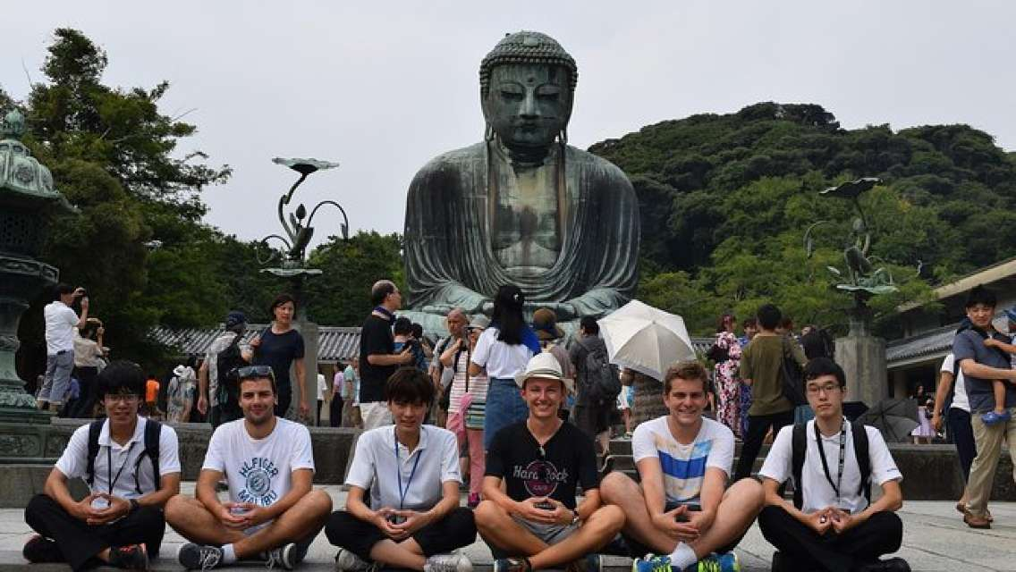 Kamakura Private Custom Tour Led by Local Students