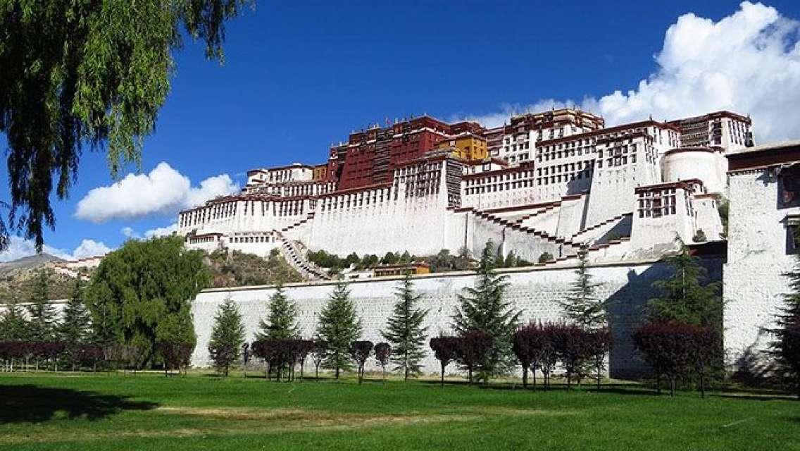 4 Days Short Trip to Lhasa City