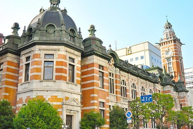 Private Tour - A Tour of the Beautiful Buildings at the Port Town, Yokohama