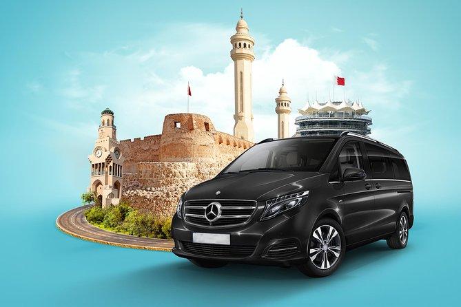 VIP Bahrain Half Day Tour with 2018 Mercedes V Class