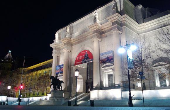 【博物館驚魂夜】美國紐約自然歷史博物館