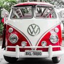 Private VW Bus Tour with Ibirapuera park and Batman´s alley visit