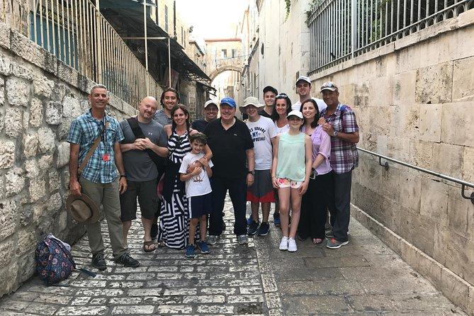 Nazareth and the Galilee Sea