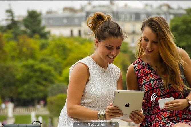 Mobile Wifi Everywhere in Nantes