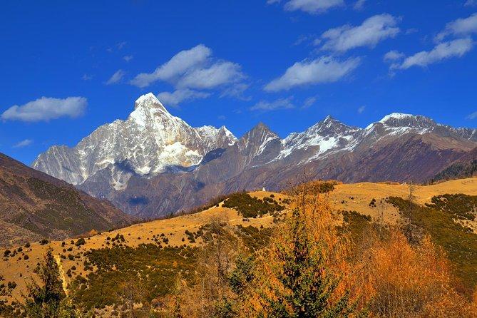 4 Days Mount Siguniangshan Dafeng Summit Climbing Tour