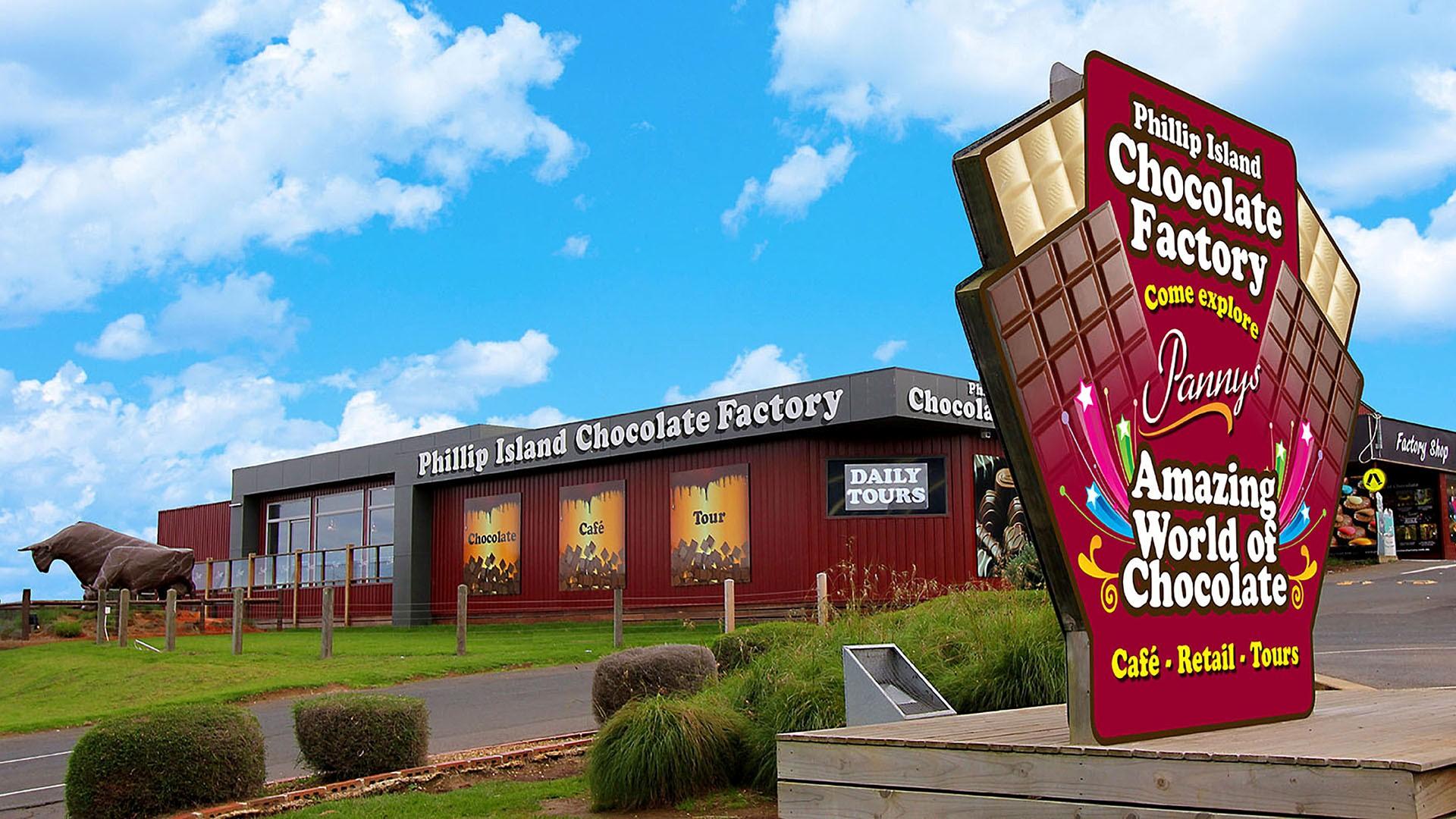 潘尼巧克力工廠門票