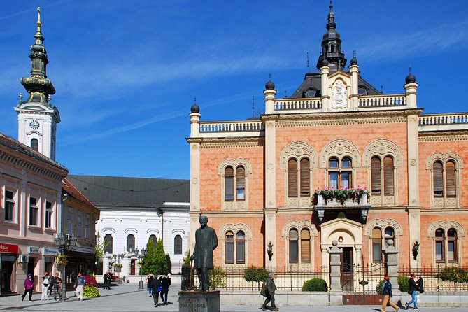"""Private Tour to """"Little Europe"""": A Day Trip to Northern Serbia and Novi Sad"""