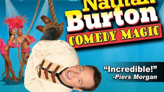 プラネットハリウッド リゾート&カジノで観る「Nathan Burton Magic Show」