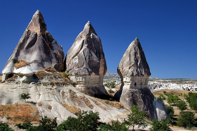 Cappadocia Red (Northern) Tour with English and Spanish Guide Options