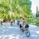 Barcelona e-Bike Gaudí Highlights or Bohemian Neighborhoods Small Group Tour