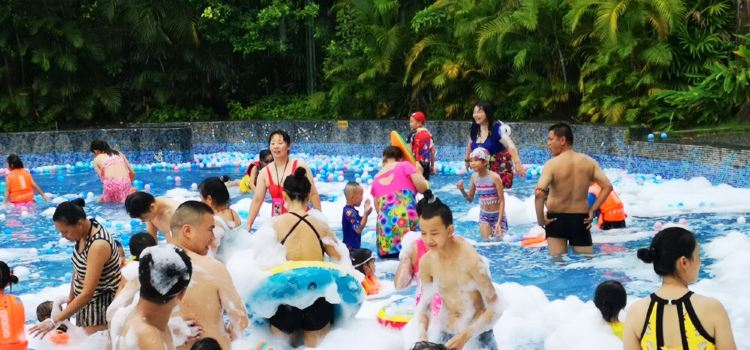 Jiahe City Hot Spring Valley3