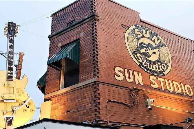 Memphis City Tour with Sun Studio Admission