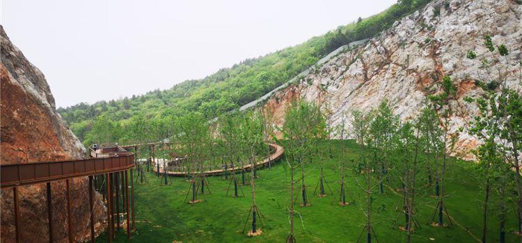 湯山礦坑公園1