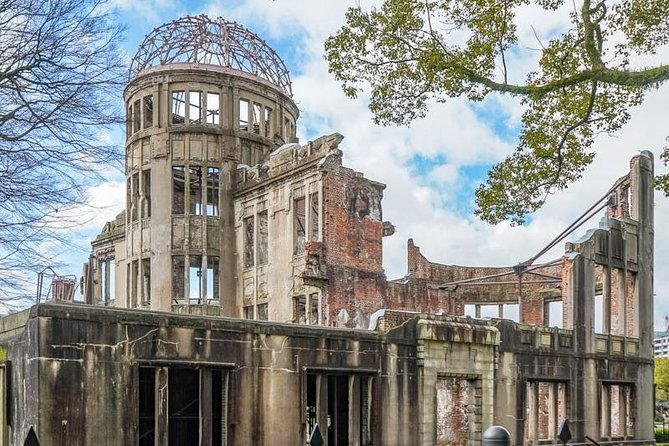"""Private Tour - Recall the Memory of War in Hiroshima and Feel """"Live"""""""