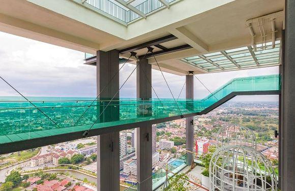 馬六甲中英雙語導遊南洋文化一日遊(透明走廊+153米高空塔 SkyTower 觀景+遊船)