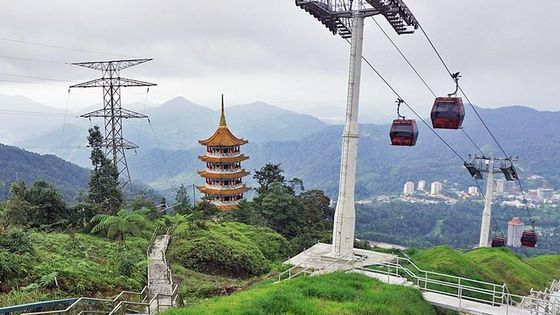 Genting Highlands Day Tour From Kuala Lumpur Include 2-way Cable Car Ride