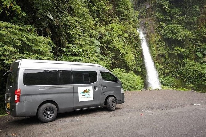 Private Transfer from San Jose Airport to Uvita or Dominical